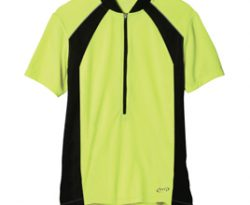 Short sleeve top - Terry - Touring Jersey - Neon Yellow