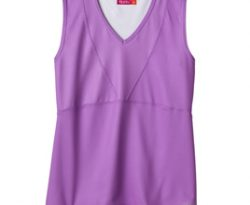 Sleeveless Top - Terry - Tourista Tank - Orchid